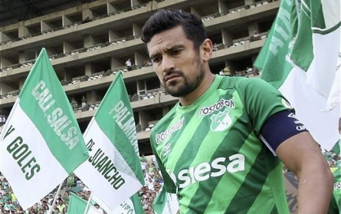 ¡Adiós al Capitán! Entre lágrimas, Andrés Pérez se despide del Deportivo Cali