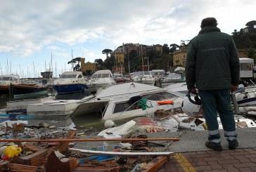 Aumenta a 17 número de muertos por temporal de viento y lluvia en Italia