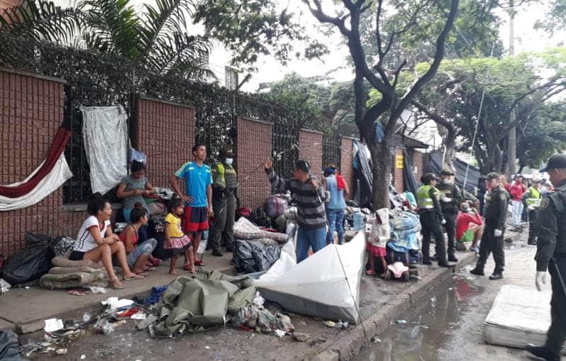 Gobierno departamental pide legalizar presencia de venezolanos por alta cifra en Valle