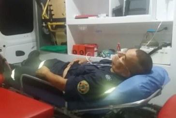 Paramédicos del Cuerpo de Bomberos fueron agredidos en el norte de Cali