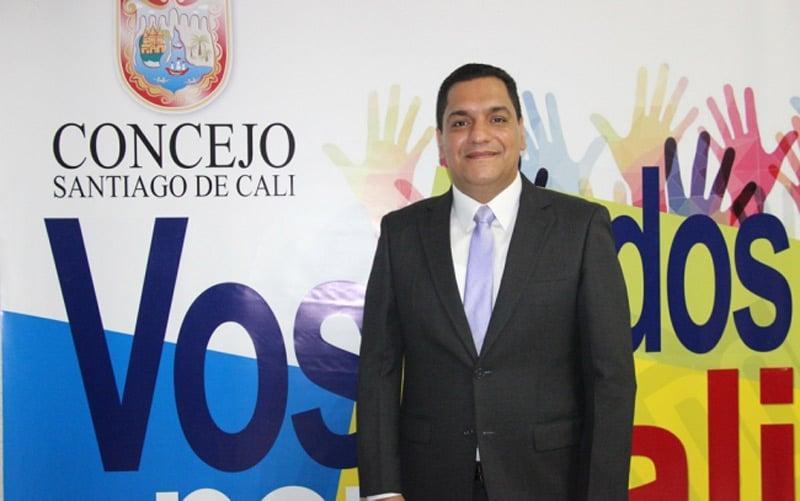 Concejo de Cali eligió a Diego Mauricio López  como nuevo Contralor Municipal