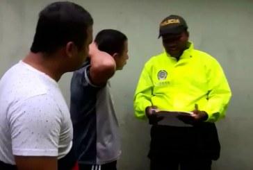Capturan a 8 integrantes de banda 'Octoplus', por hurto de celulares en Cali