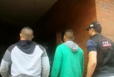 A la cárcel policías de Yumbo que pidieron 4 millones a escolta para no judicializarlo