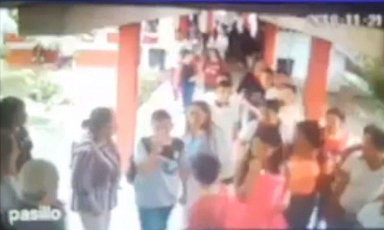 Profesora enfrenta sanción disciplinaria luego de cachetear un alumno en Cartago