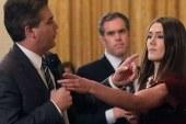 Casa Blanca devuelve permiso de prensa a periodista de CNN, Jim Acosta