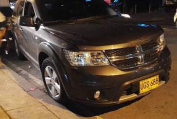 Asesinan a comerciante chino que se movilizaba en lujosa camioneta en el centro de Cali