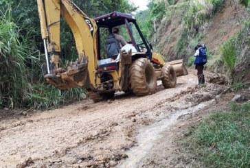 Al menos 800 personas damnificadas dejan las lluvias en zona rural de Corinto, Cauca