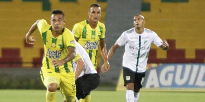 Deportivo Cali went to Bucaramanga as a visitor and threatened classification