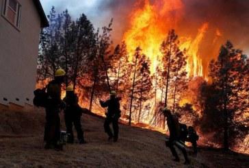 Se dispara a 631 la cifra de desaparecidos por incendios en California, EEUU