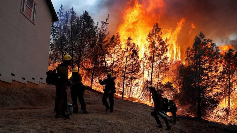 China confirma la muerte de 30 bomberos en un incendio forestal