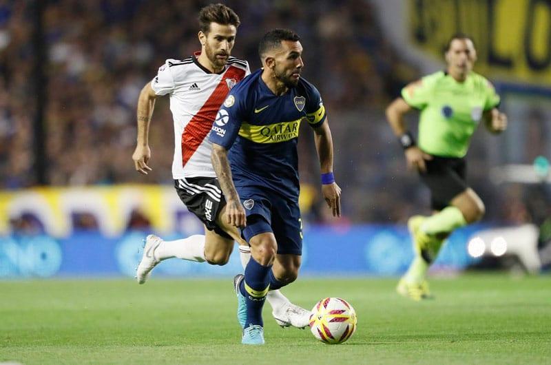A horas del superclásico Boca-River Plate, el partido donde se juega la gloria
