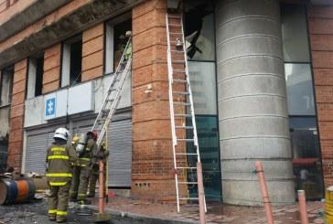 Explosión en edificio de Fiscalía no fue un atentado terrorista: Policía de Cali