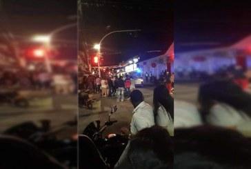 Hombres habrían robado en supermercado de Guacarí, Valle