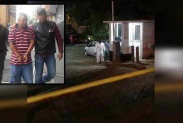 Capturan a presunto asesino del vigilante del HUV en el oeste de Cali