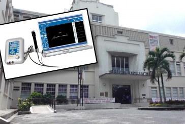 Roban ecógrafo del área de Oftalmología del Hospital Universitario del Valle