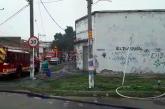 Incendio en bodega del barrio Popular fue controlado por Bomberos