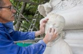 Inició última fase de restauración del monumento 'María' de Jorge Isaacs