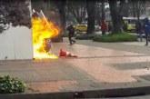Investigarán a actores violentos en marchas de estudiantes en Bogotá y Popayán