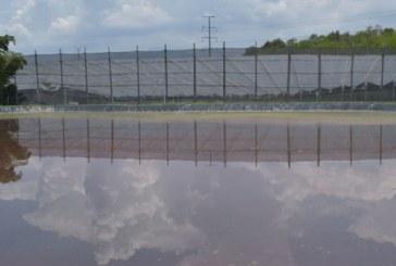 30 mil metros cúbicos de lixiviados han sido tratados en Navarro durante 2018