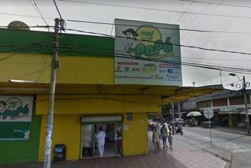 Millonario robo al dueño del supermercado Su Papá en barrio Alfonso López