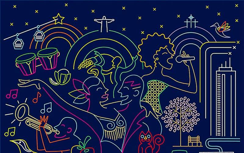 Harán homenaje a la Feria de Cali y su alegría con mural en estación del Mío