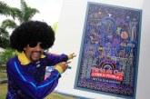 Así es el mural que se inauguró en Cali y que le rinde homenaje a la Feria