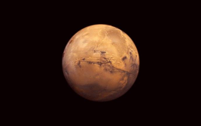 NASA elige cráter de lago para aterrizaje de misión que buscará vida en Marte