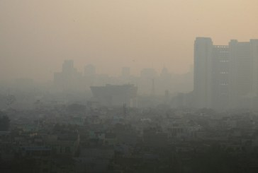 Nueva Delhi intentará mejorar la calidad del aire con lluvias artificiales