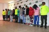 Caen 'Los Oscuros', banda dedicada al homicidio y microtráfico en Jamundí