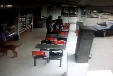 Cárcel a responsables de atacar con bate y arma blanca a cliente de una panadería