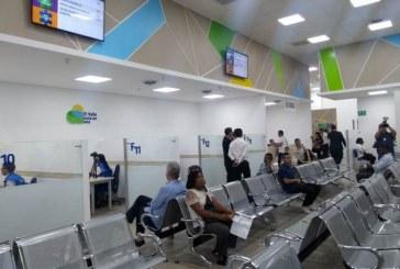 Anuncian normalización del servicio a usuarios en oficina de pasaportes de Cali
