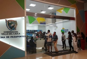 Un total de 47 mil pasaportes se han expedido en la nueva sede en Valle del Cauca