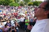 En Venezuela no hay revolución sino una rosca que se perpetúa, dijo Gustavo Petro