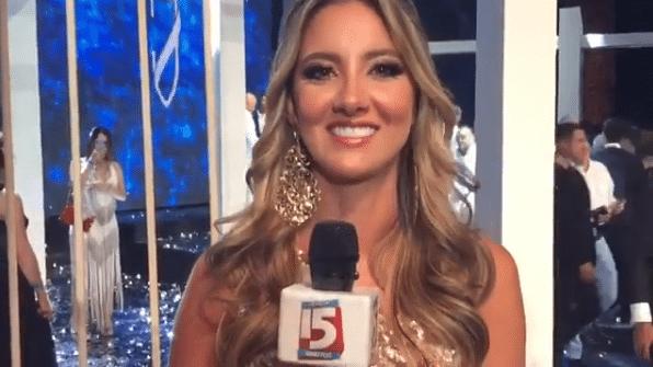 Conductora explicó cuál fue su confusión al elegir a la Señorita Colombia
