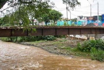 Construcción de puente vehicular de la Calle 21 avanza en un 70% de su ejecución