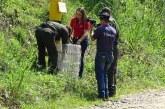 Instalan puntos ecológicos hechos con botellas de gaseosas recicladas en Tuluá