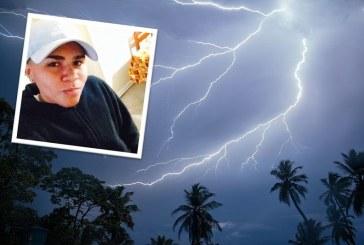 Un menor de 17 años muere tras ser impactado por un rayo en Cali