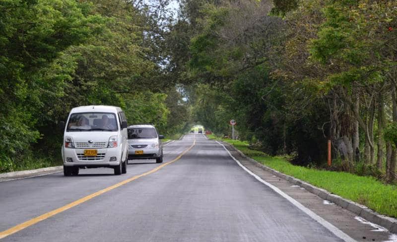 Inician jornadas de demarcación en vías de alta accidentalidad en el Valle