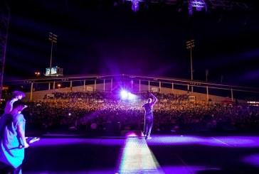 Estudiantes fueron la otra sensación en el concierto de Residente en Cali