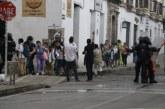 Sede del Icetex en Popayán fue atacada por encapuchados durante protesta