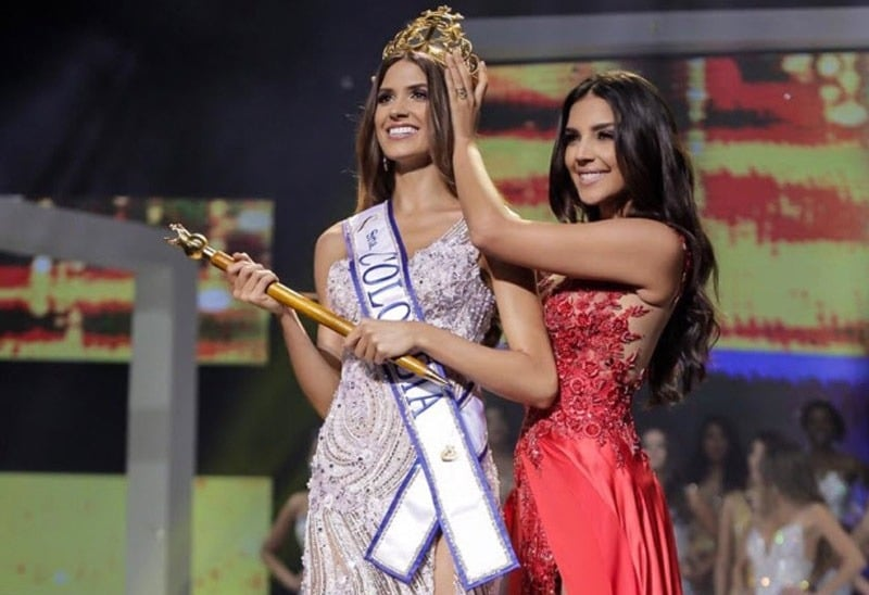 Valle se coronó otra vez, Gabriela Tafur es la nueva señorita Colombia 2019