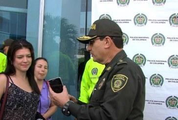 53 celulares que habían sido robados en el Mío fueron entregados a sus dueños