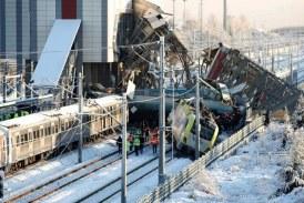 Al menos 9 muertos y 47 heridos tras accidente ferroviario en Ankara, Turquía