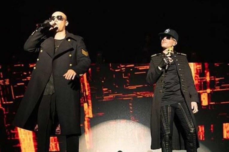 """Wisin y Yandel, juntos """"como antes"""", después de cinco años separados"""
