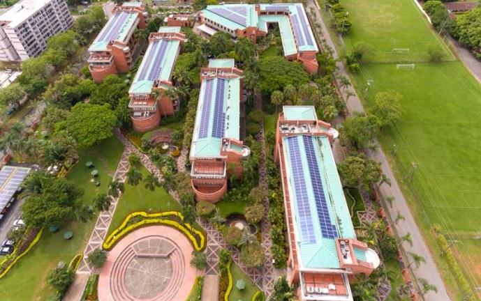 Por tercer año, la UAO es reconocida como la universidad más sostenible de Colombia