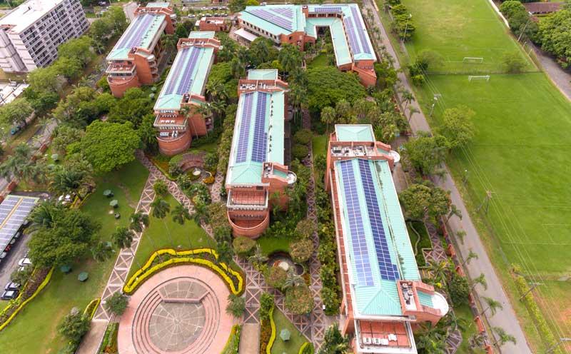 La UAO fue elegida como la universidad más sostenible de Colombia