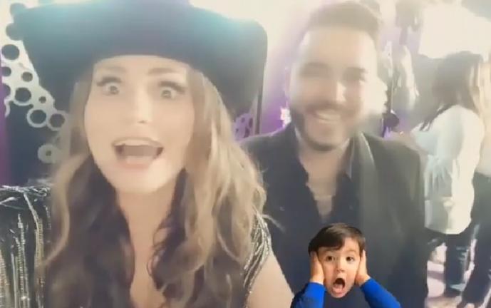 Actriz colombiana se confundió y pensó que Pipe Bueno era su fan