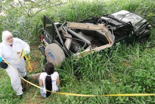 Accidente de tránsito en la vía Yumbo – Mulaló dejó dos personas muertas