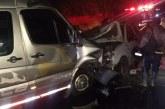 Aparatoso accidente dejó un muerto y 22 heridos en vía Dagua – Loboguerrero