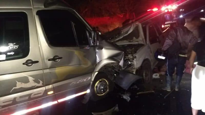 Aparatoso accidente dejó un muerto y 22 heridos en vía Dagua